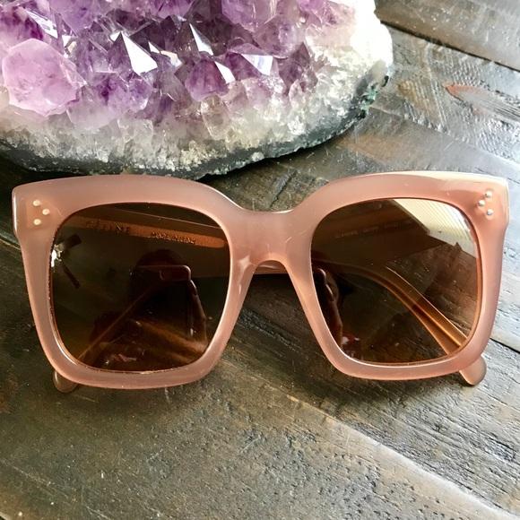 3b2189aa61 Celine Accessories - Authentic Pink Tilda Celine Sunglasses
